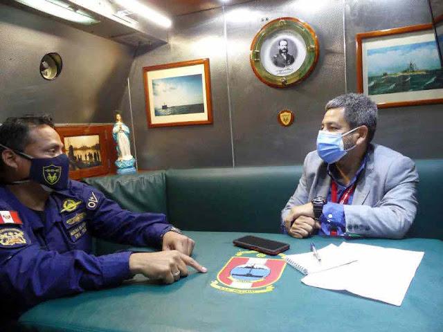 Así se preparan los submarinos del Perú para enfrentar a la armada más potente del mundo