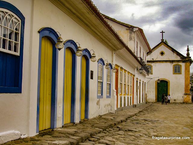 Igreja do Rosário, Paraty