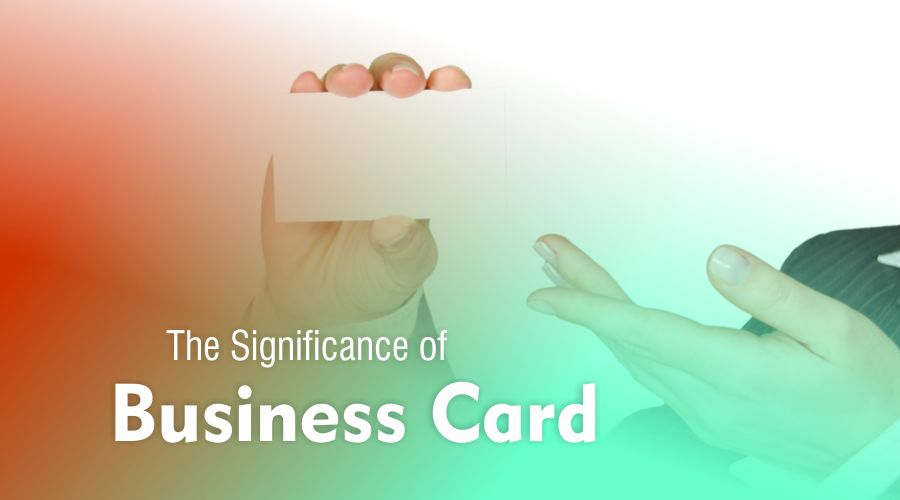 the importance significance function purpose business name card beauty salon spa