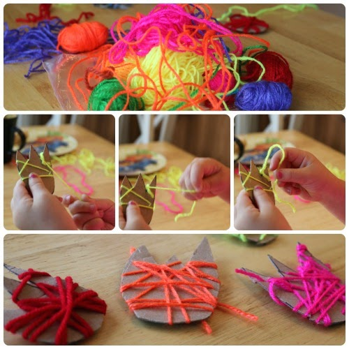 easy spring flower craft for kids