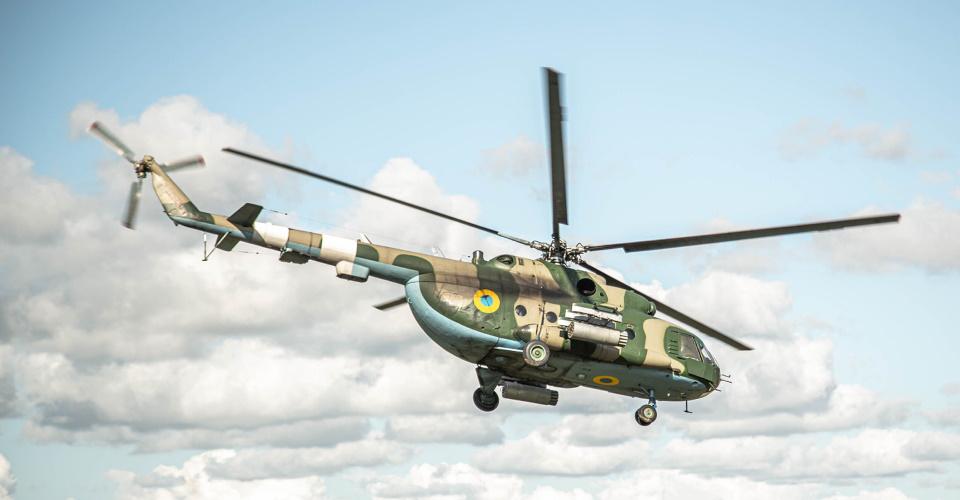 Ми-8 ЗСУ
