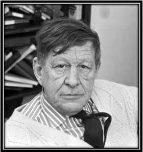 W. H. Auden – In Memory of W. B. Yeats