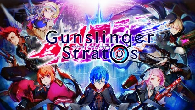 Gunslinger Stratos - The Animation | 480p | TVRip | English Subbed