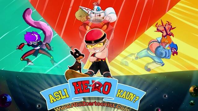 MIGHTY RAJU : ASLI HERO KAUN FULL MOVIE IN HINDI DOWNLOAD (544P & 1080P)