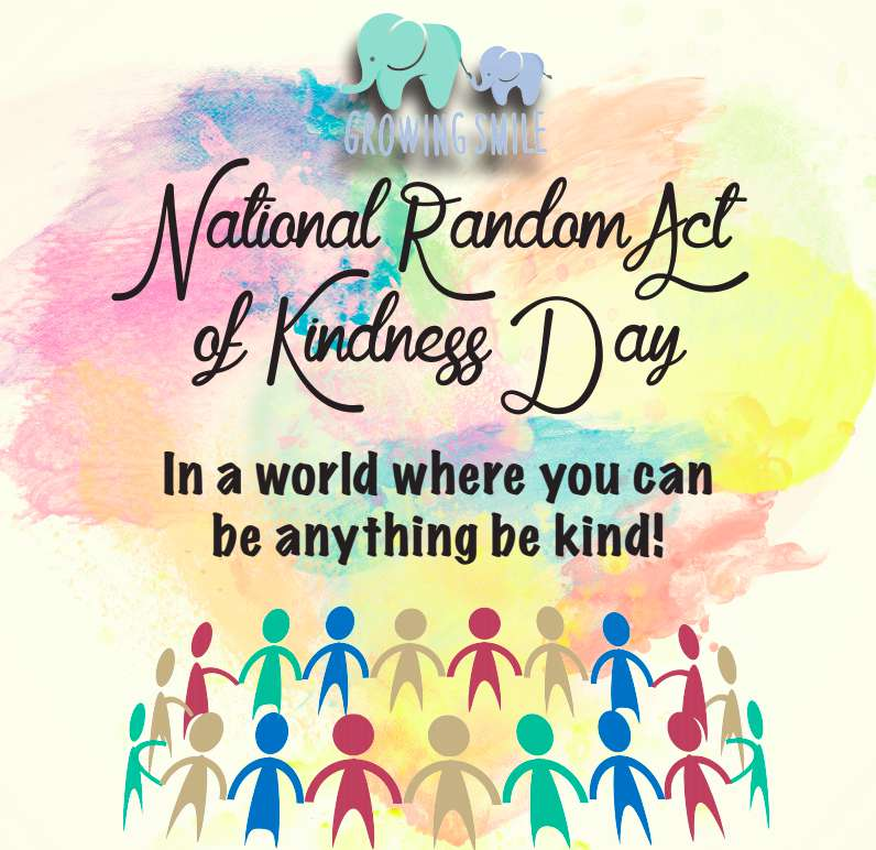Random Act of Kindness Day Wishes pics free download