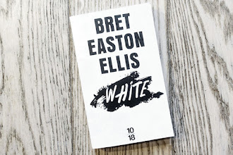 Lundi Librairie : White - Bret Easton Ellis