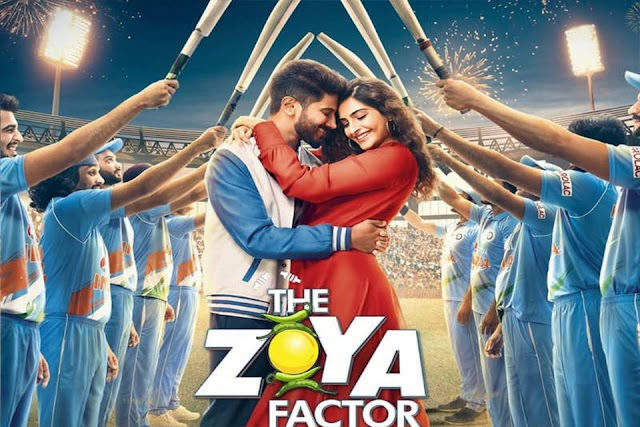 The Zoya Factor {2019} Full Movie [HD Pre-DVD Print] Download | 480p (400MB) | 720p (1.2GB)