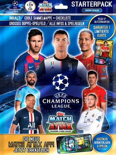 Topps Champions League 19 20 2019 2020 pp15 Peter gulacsi pro performer