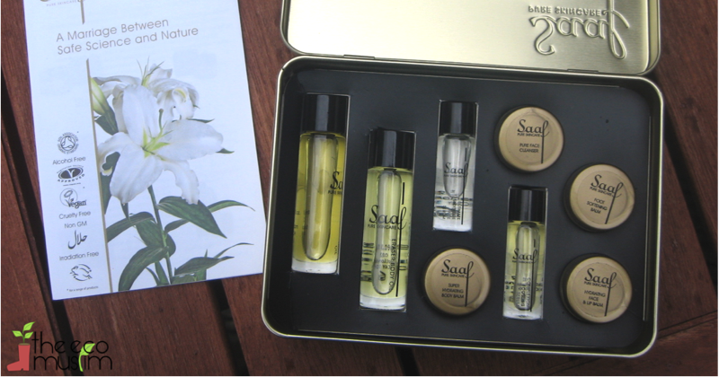 Saaf Organic Skincare For Halal-Conscious Minds | @TheEcoMuslim