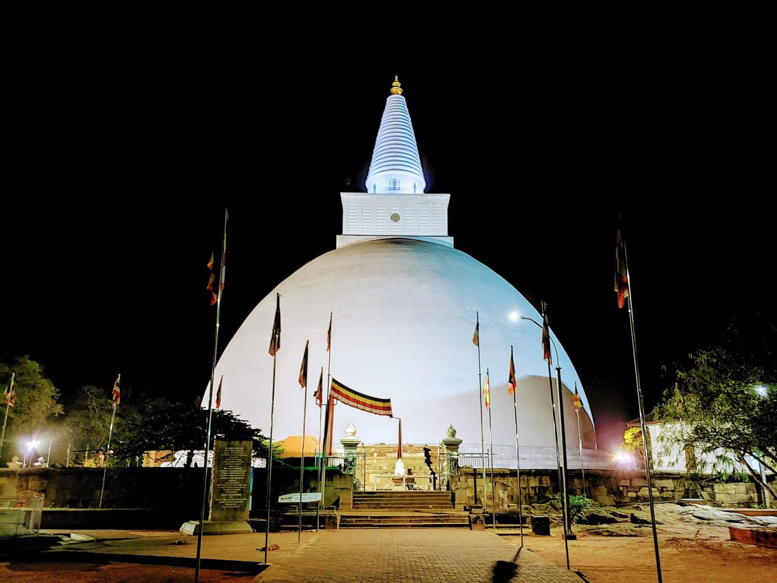 Mirisawetiya Stupa, Anuradhapura
