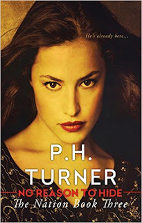 No Reason to Hide - romance / mystery by P.H. Turner