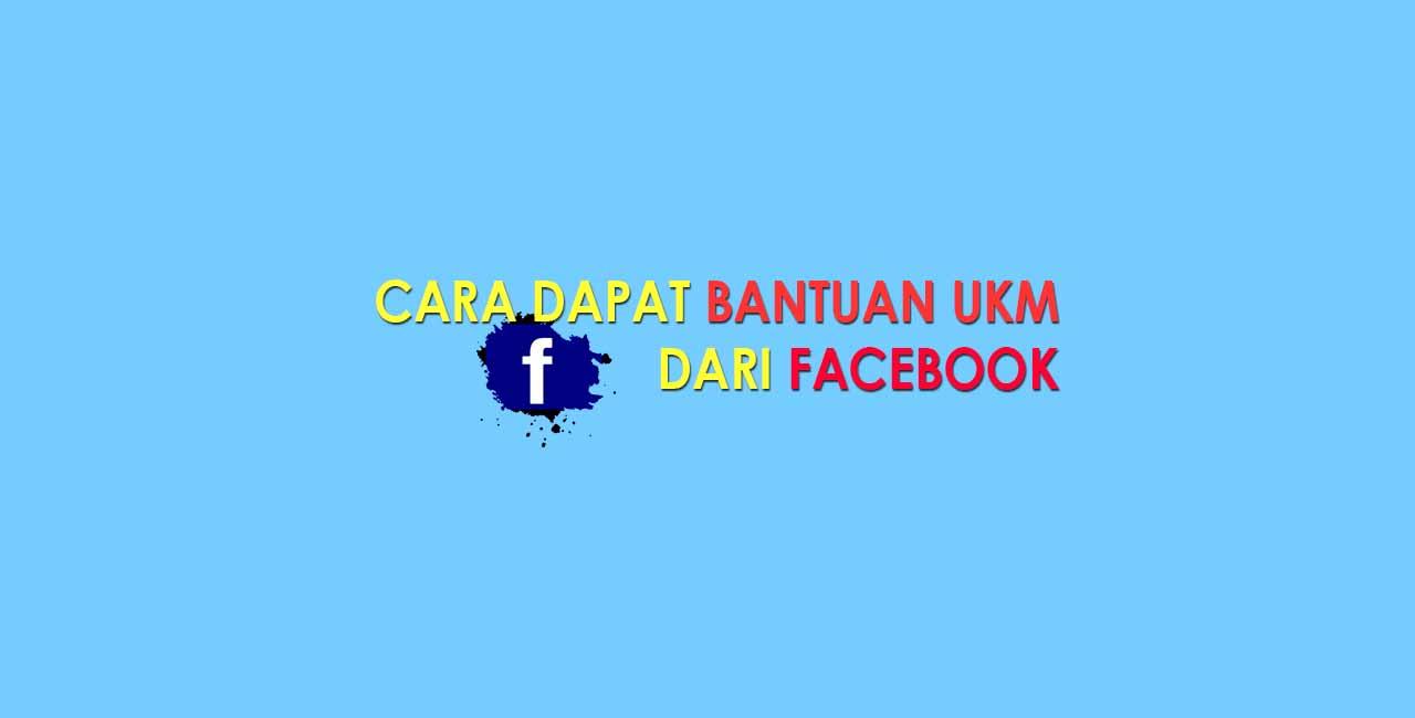 plaftrom facebook menawarkan bantuan untuk pelaku UKM sekitar Rp. 12,5 milyar untuk pelaku 400 bisnis kecil yang memenuhi syarat. Bisnis kecil di Indonesia bisa mengirimkan pengajuan pada 6 Oktober s.d 2 November 2020.