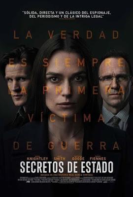 Official Secrets |2019| |DVD| |NTSC| |Custom| |Subtitulada|