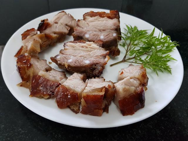 Thịt Quay Kiểu Anh