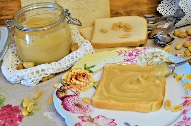 Las delicias de Mayte, cacahuete, crema de cacahuete casera, mantequilla de cacahuete casera, peanut butter, mantequilla de cacahuete receta, recetas con mantequilla de cacahuete, recetas de mantequilla de cacahuete