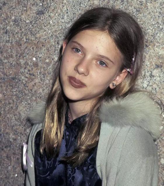 Penampilan Scarlett Johansson