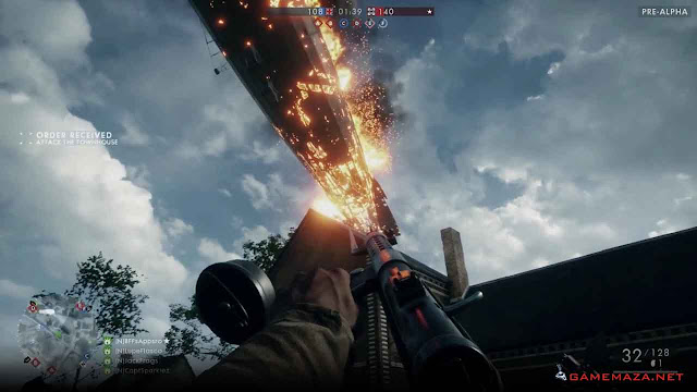 Battlefield 1 Gameplay Screenshot 1