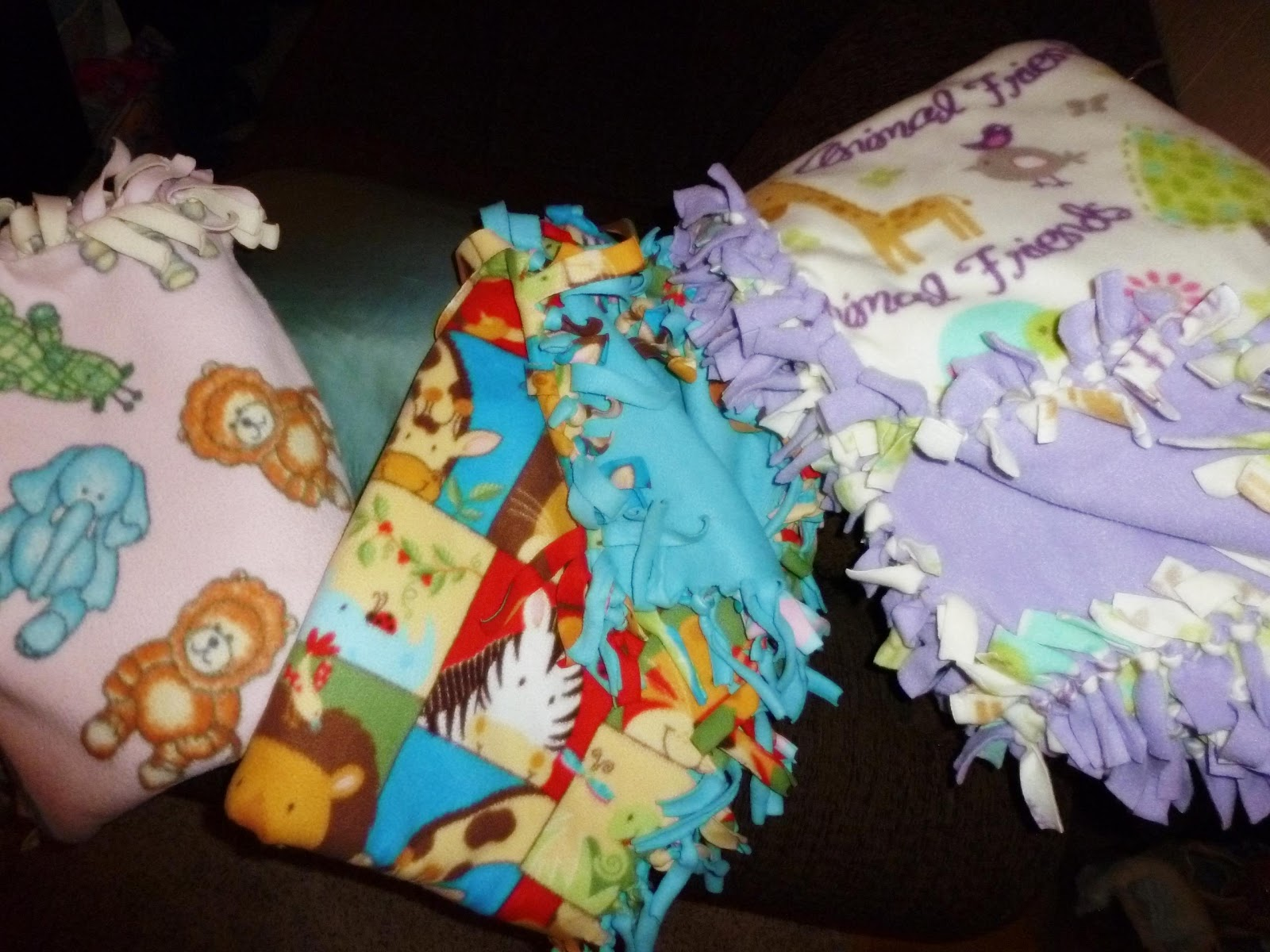 Easy Handmade Baby Gift for $15 - Colorado Mountain Mom