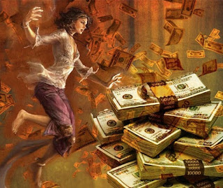 Обряд на исполнение денежного желания