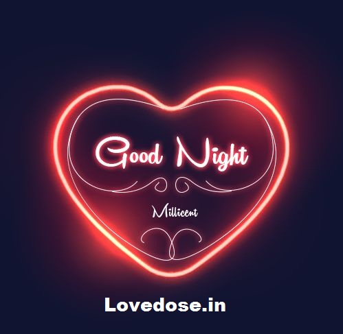 good night my love images for whatsapp