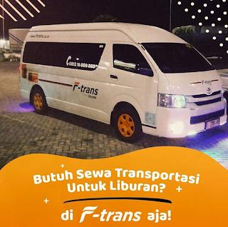 Shuttle Bandung ke Cianjur