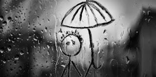 kül ve yağmur