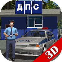 Traffic Cop Simulator 3D Mod Apk
