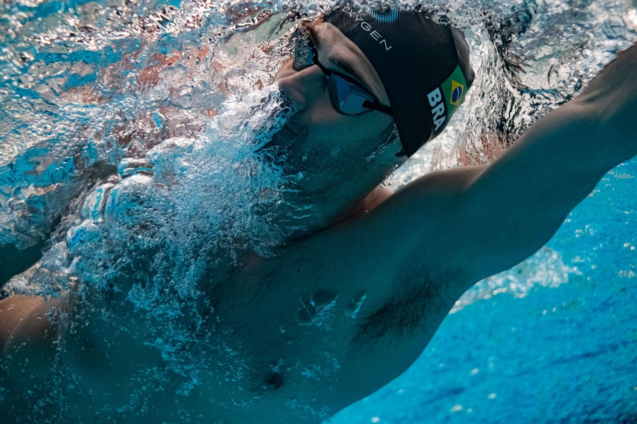 leonardo de deus oxygen brasil natação brasileira