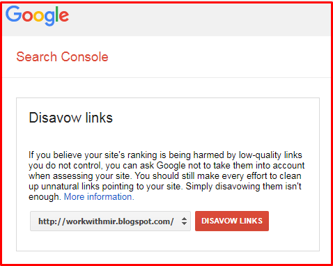 How To Remove Bad Backlinks ┃ Google's Disavow Tool