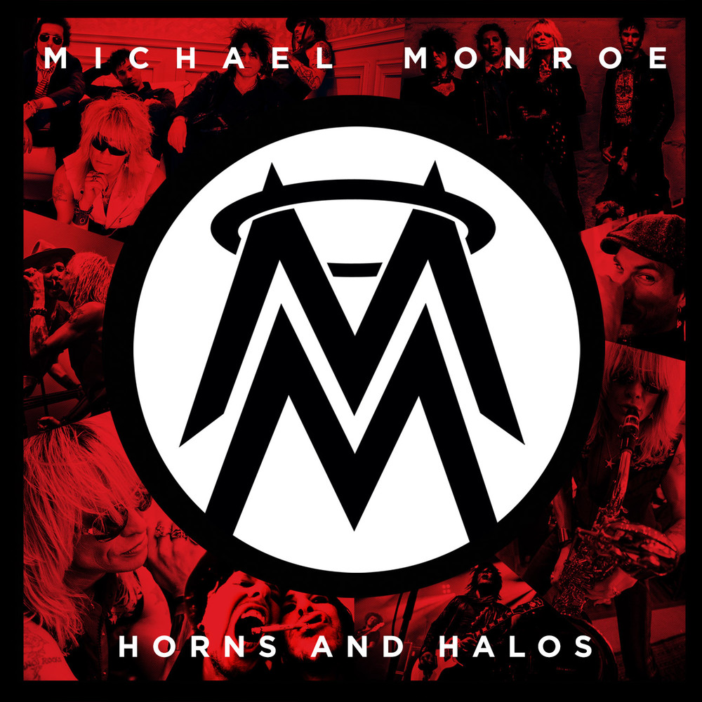 MICHAEL MONROE - Horns And Halos [Limited Deluxe] (2013) mp3 download