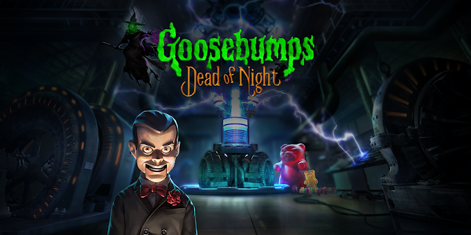 Goosebumps: Dead of Night Trailer
