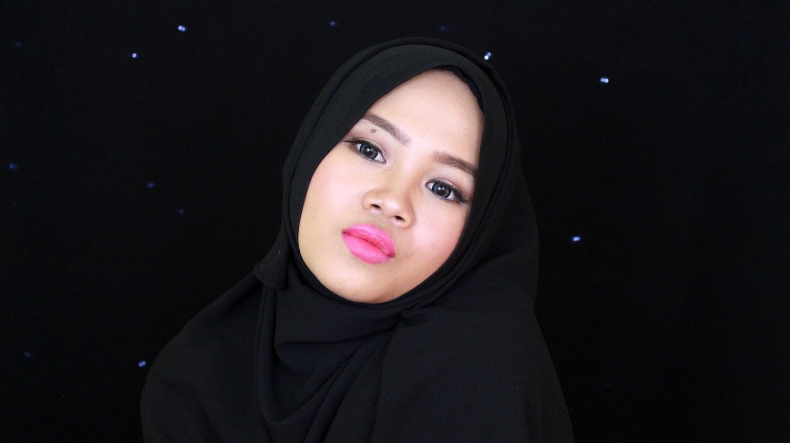Review Wardah Intense Matte Lipstick Ofisu Redii Make Over Makeover Lip Cream Lipstik Passionate Pink