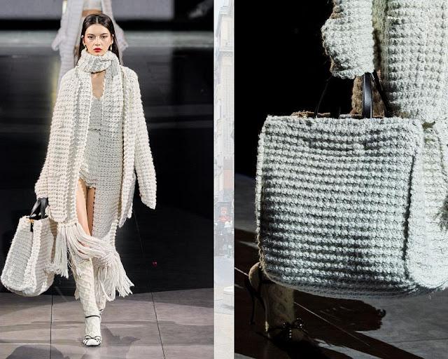 Dolce & Gabbana осень-зима 2020-2021 10