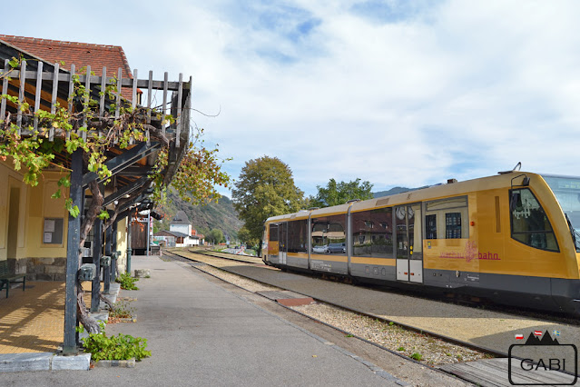 Wachaubahn pociąg