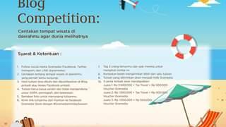 Lomba Blog dan Kontes SEO Januari 2018