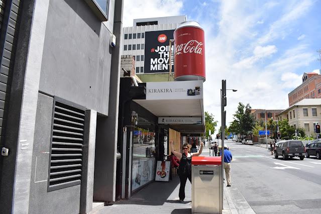 Hobart BIG Coke Can   BIG Things Tasmania