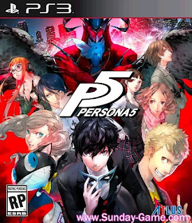 Persona 5 PS3