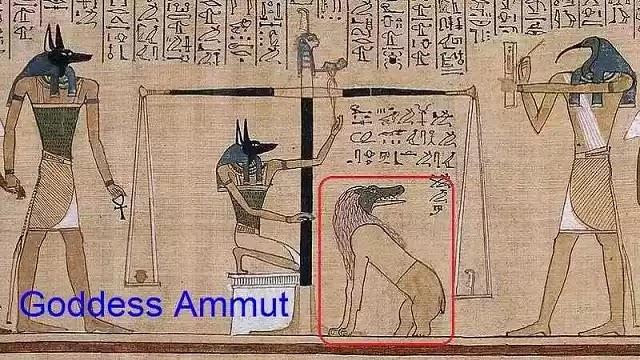 Goddess Ammit