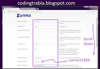 Install Zurmo CRM 3.1.5 on Windows with XAMPP PHP CRM tutorial 28