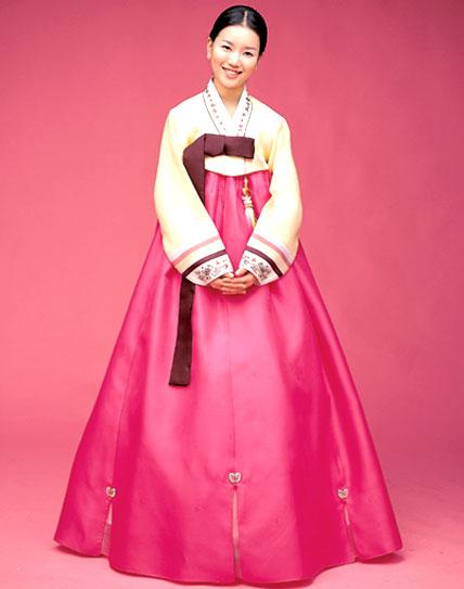 Hanbok+Korea+baju+tradisional