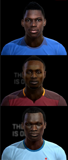 PES 2013 Facepack Update 13/10/2016 by pablobyk