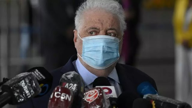 Argentina's health minister quits in Covid vaccine line-jumping scandal