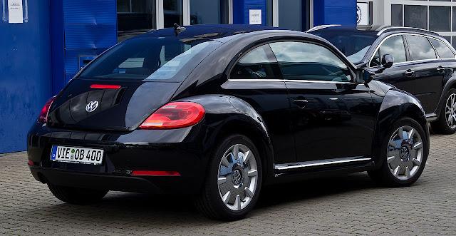 new Volkswagen Beetle launch India