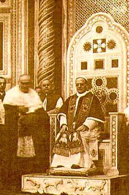 Znalezione obrazy dla zapytania o nieomylności kościoła