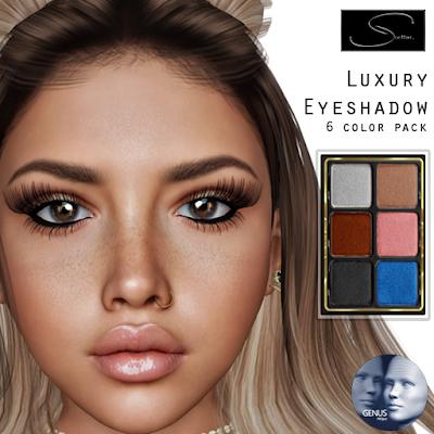 New Luxury Eye Shadow @ Stellar