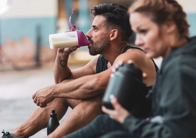 should i eat protein before or after workout