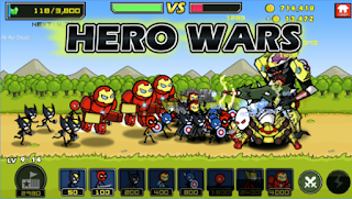 HERO WARS: Super Stickman Defense Apk - Free Download Android Game