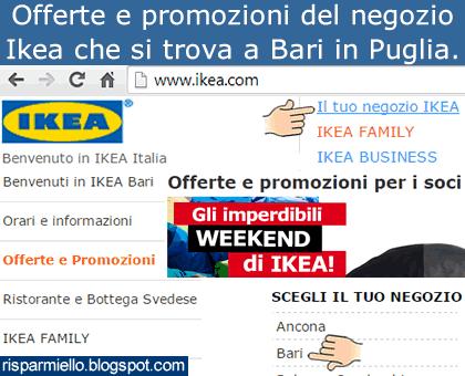 Risparmiello Ikea Bari Catalogo 2018 E Volantino Offerte Sottocosto