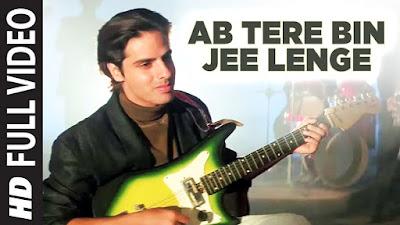 Ab Tere Bin Jee Lenge Hum Kumar Sanu Songs English/Hindi Lyrics idoltune -