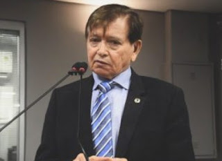 Prefeito de Sumé emite nota de pesar pelo falecimento do deputado estadual João Henrique